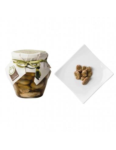 Fava Beans in EVO with Garlic & Wild...