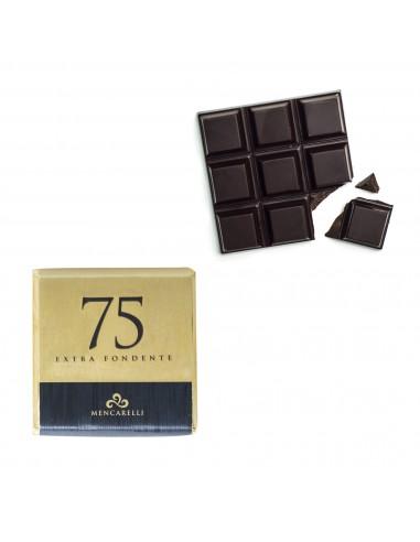 Extra Dark Chocolate Bar 75%
