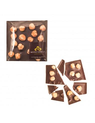 Milk Chocolate bar with Hazelnuts