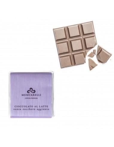 Block of sugar free Milk Chocolate