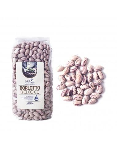 """Organic Beans """"Borlotti"""""""