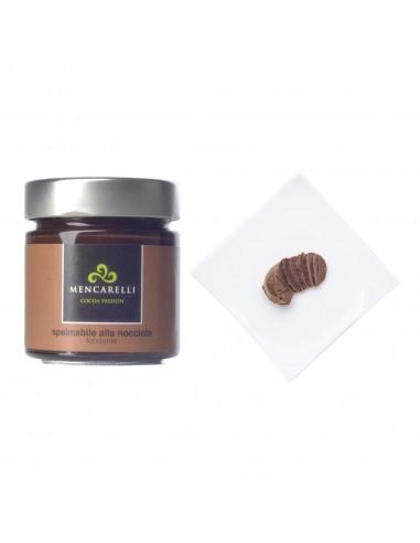 Dark Chocolat and Hazelnut Spread