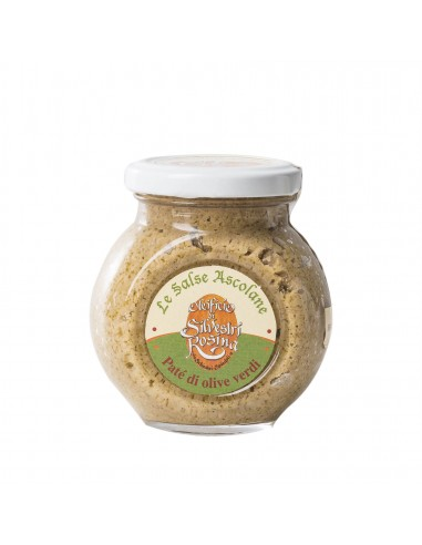 Ascolana green sauce, 200 gr