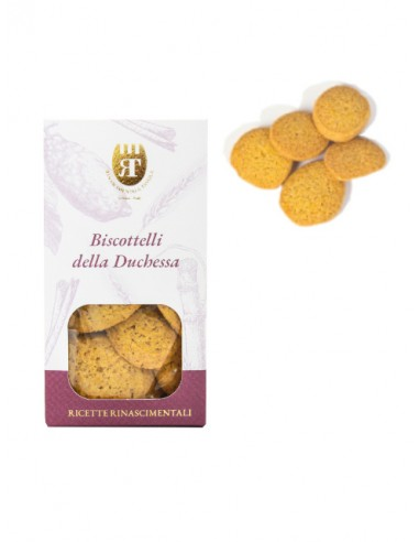 Biscuits of the duchess