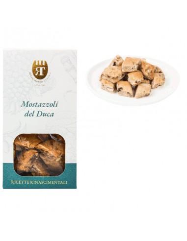 Mostazzoli of the Duke Cookies