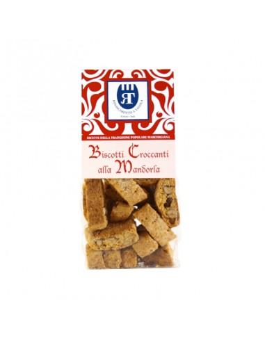 Biscotti Croccanti alla Mandorla