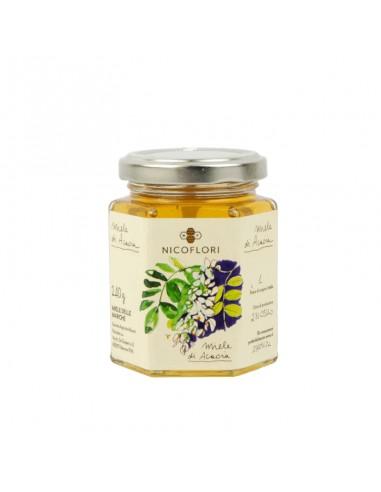 Miele di Acacia Nicoflori 240 gr