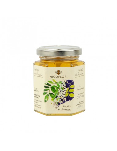 Miele di Acacia Nicoflori 380 gr