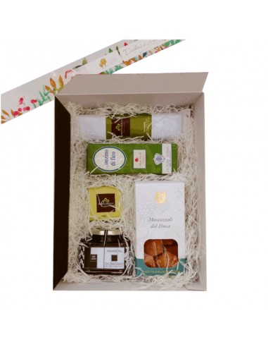 Sweets from Marche in gift box