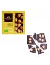 tavoletta cioccolata fondente con nocciole