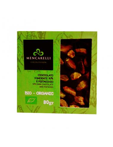 Organic 70% Dark chocolate and...