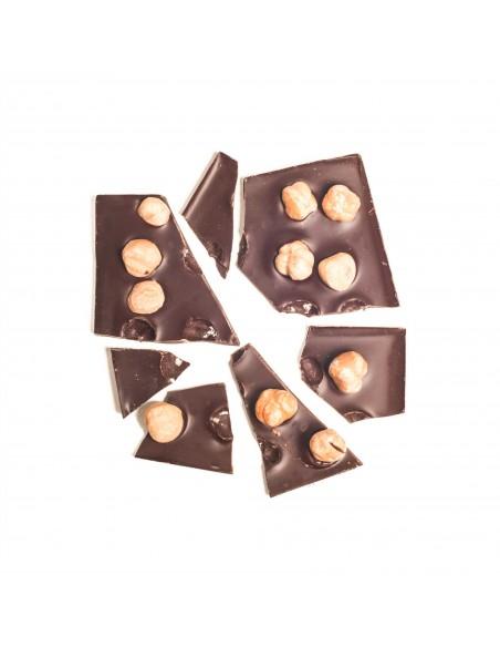 Tavoletta cioccolata latte con nocciole