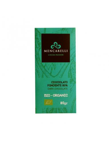 Organic 80% Dark chocolate