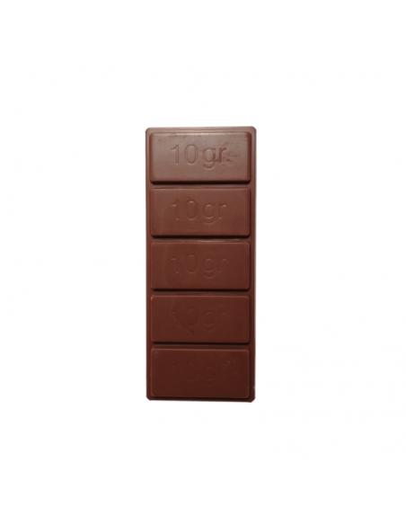 cioccolata al latte sale