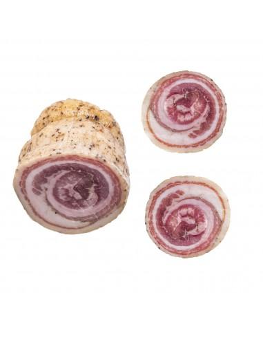 Rolled Pancetta
