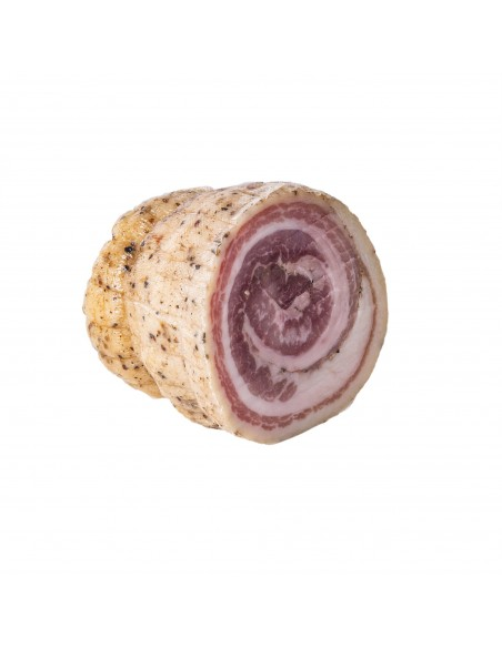 pancetta country pig