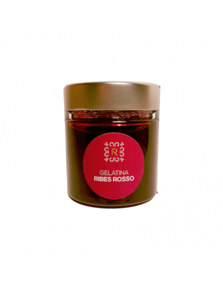 Gelatina Ribes Rosso in barattolo