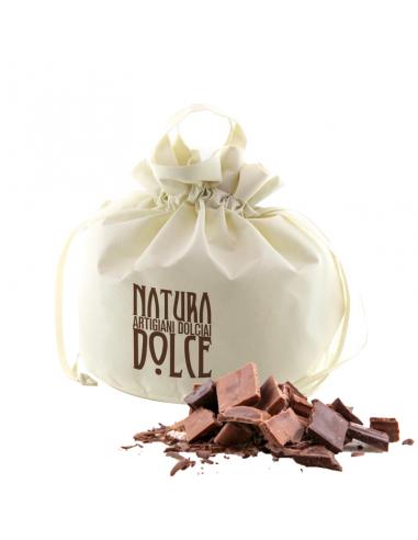 colomba al cioccolato confezionata