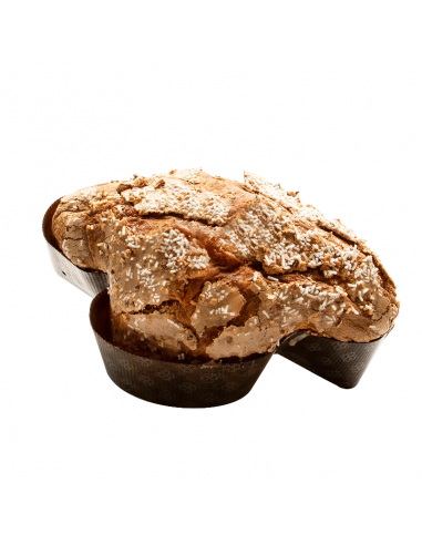 Colomba with Apricots and Saffron 750 gr