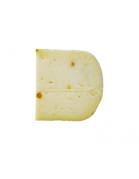 Spicchio di pecorino al pistacchio
