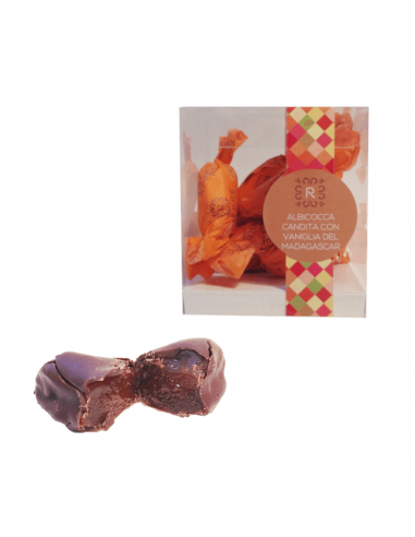 Candied Apricot Pralines with...