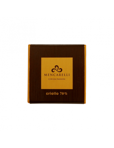 Dark Chocolate Bar 70% Criollo