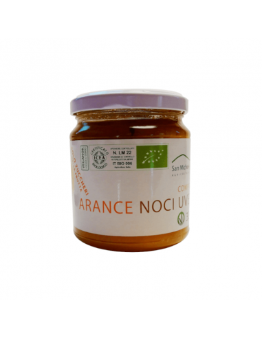 Organic Composed of Orange, Nuts &...