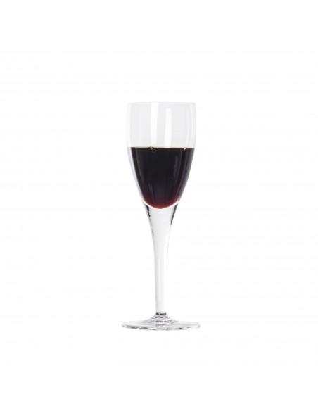 bicchiere di vino cotto delle marche