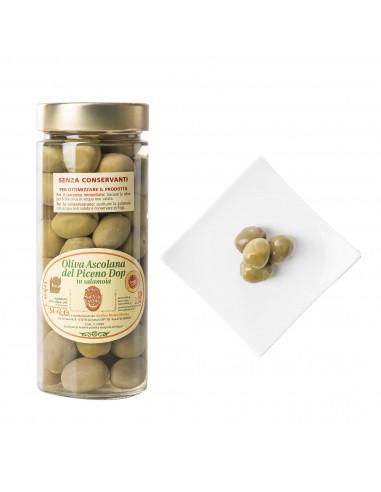 """Green Olive """"Ascolane del Piceno Dop"""""""