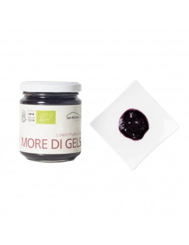Organic Mulberry Blackberry Compote,...
