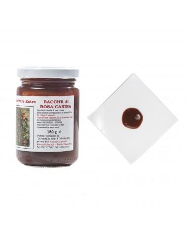 Rosehip Preserve, Extra Jam