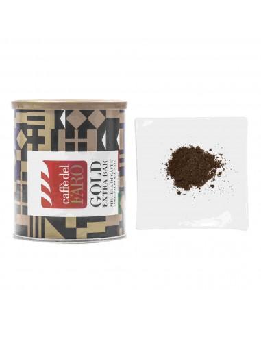 Gold Extra Bar Ground Coffee 250g/8.8 oz