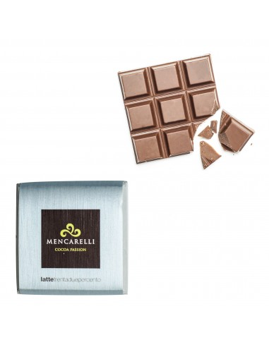 Pure Milk Chocolate Bar