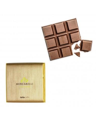 Milk Chocolate Bar With Coffee