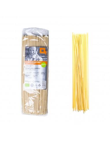 Spaghetti Senatore Cappelli Bio