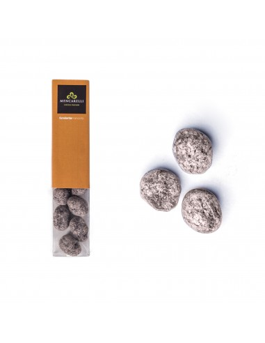 Almond Praline covered with dark...