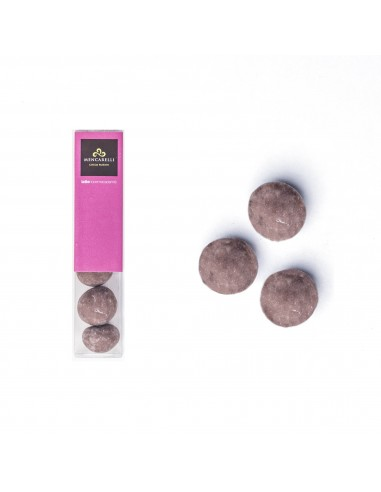 Macadamia Nut Praline covered with...