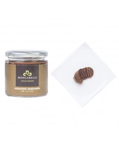 Spreadable with Hazelnuts Chocolate