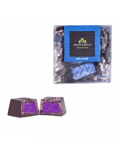 Blueberry Pralines
