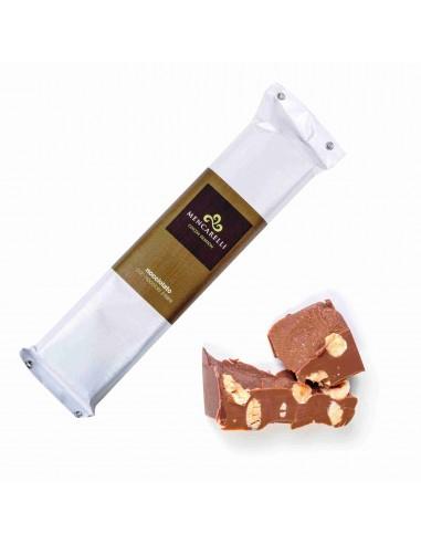 Hazelnut Chocolate Nougat with  whole...