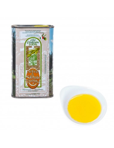Extra Virgin Oil In Can 250 ml