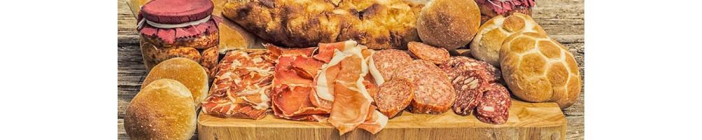 Italian cold meats  | Tasting Marche