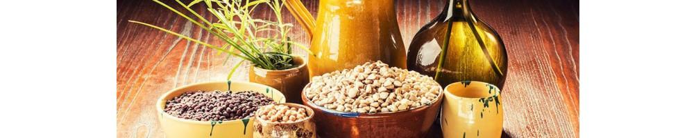 Legumi e Cereali tipici delle Marche Online | Tasting Marche