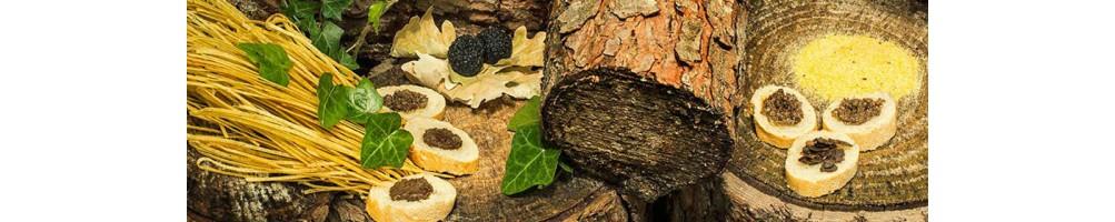 Tartufi e ricette con tartufi  | Tasting Marche