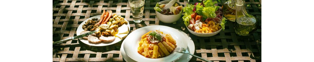 The original Italian lunch: asty combinations with which you can achieve your ideal dining to be enjoyed alone or with friends | Tasting Marche