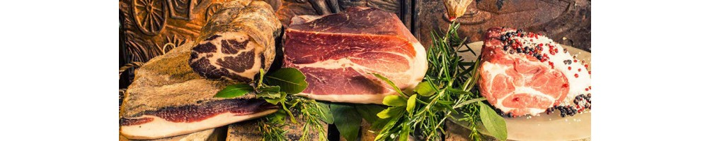 Tasting experiences, dedicated to all wonderful high quality meats that are obtained from pigs | Tasting Marche