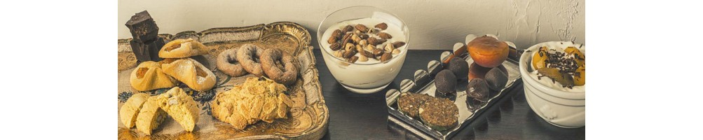Original Italian sweets online   Tasting Marche