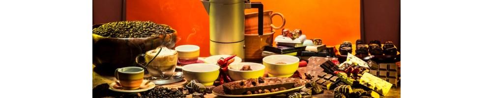 Cioccolata e caffè  | Tasting Marche